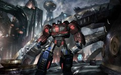 Transformers: War for Cybertron / 2560x1600