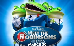 ��� ��������� �� �������� Meet the Robinsons / 1024x768