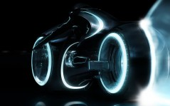 Tron legacy lightcycle / 1680x1050