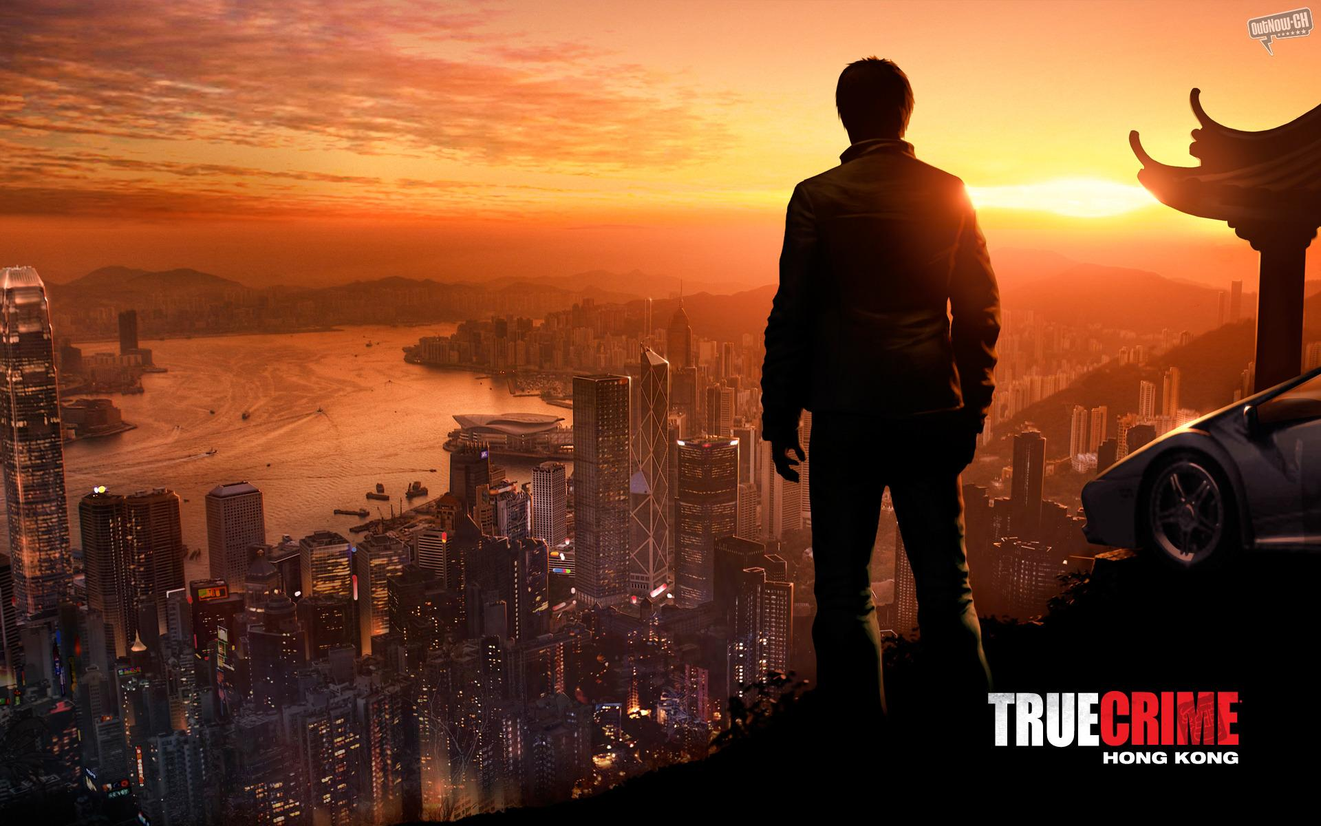 Обои True crime hongkong 1920x1200