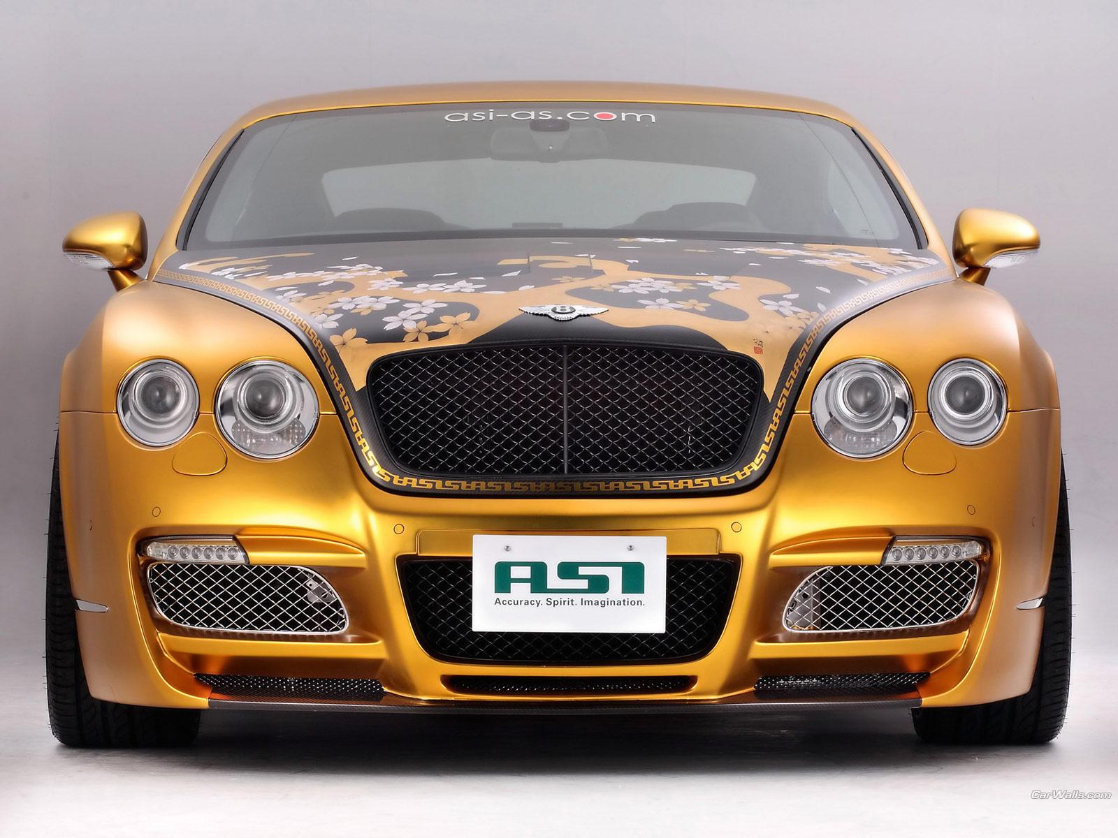 Обои Tuning Bentley 1600x1200