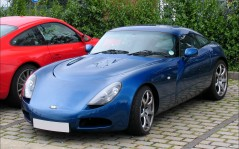 TVR Blue / 1600x1200
