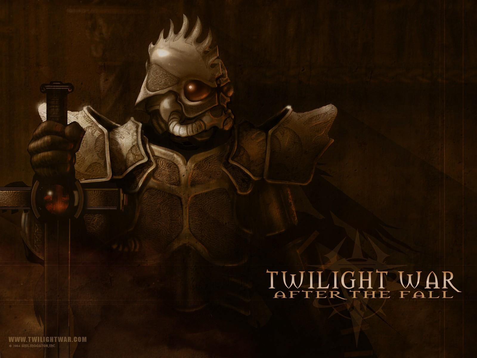 Обои Twilight War: After the Fall 1600x1200