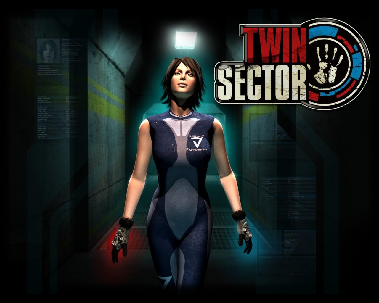 ���� Twin Sector 1280x1024