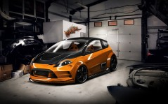 ������������� Ford Fiesta RS � ������ / 1920x1080