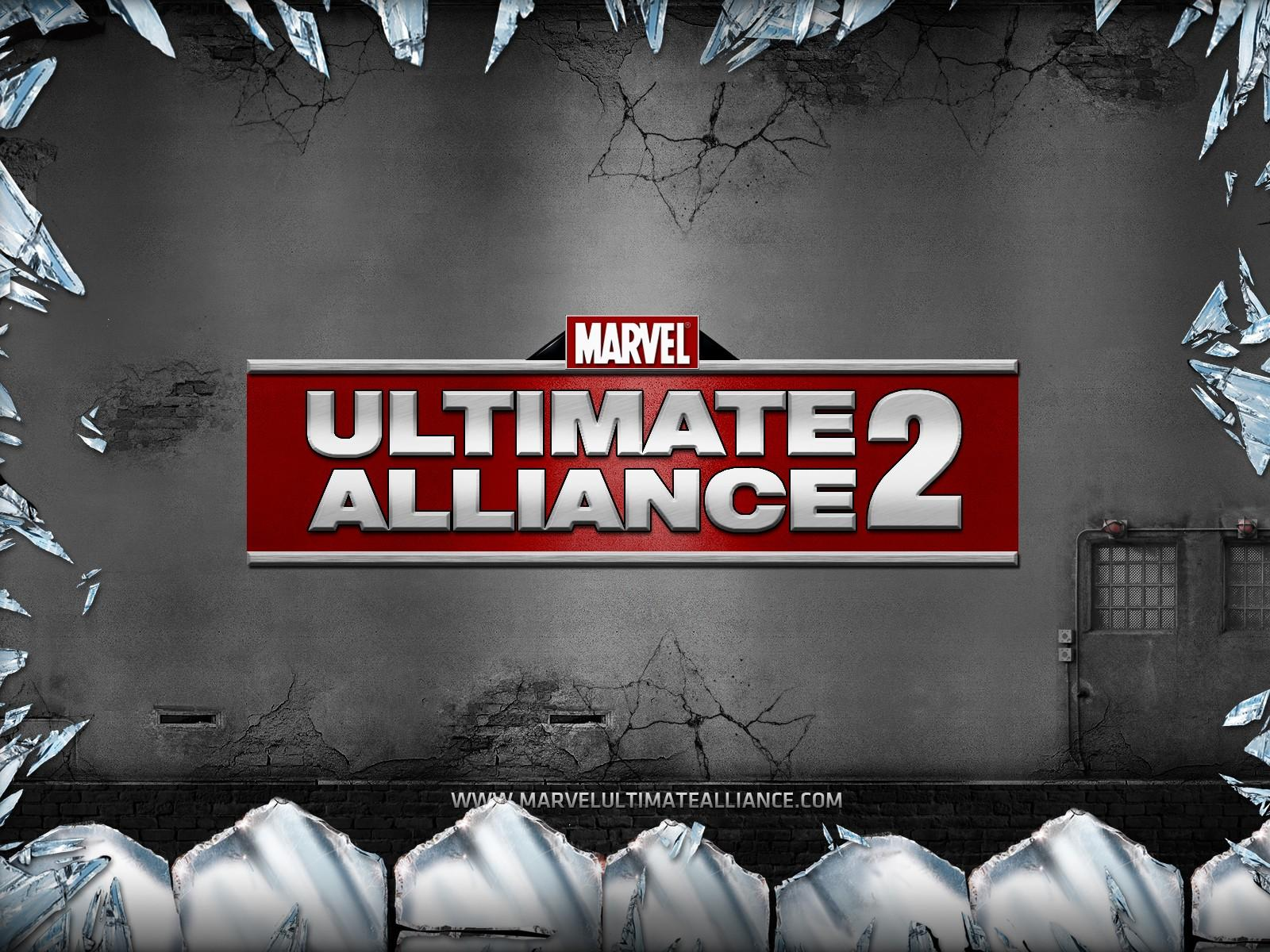 ���� Ultimate Alliance 2 ���� 1600x1200