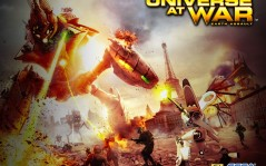 Universe at War: Earth Assault / 1024x768