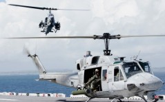 �������� - bell uh-1n / 1152x864