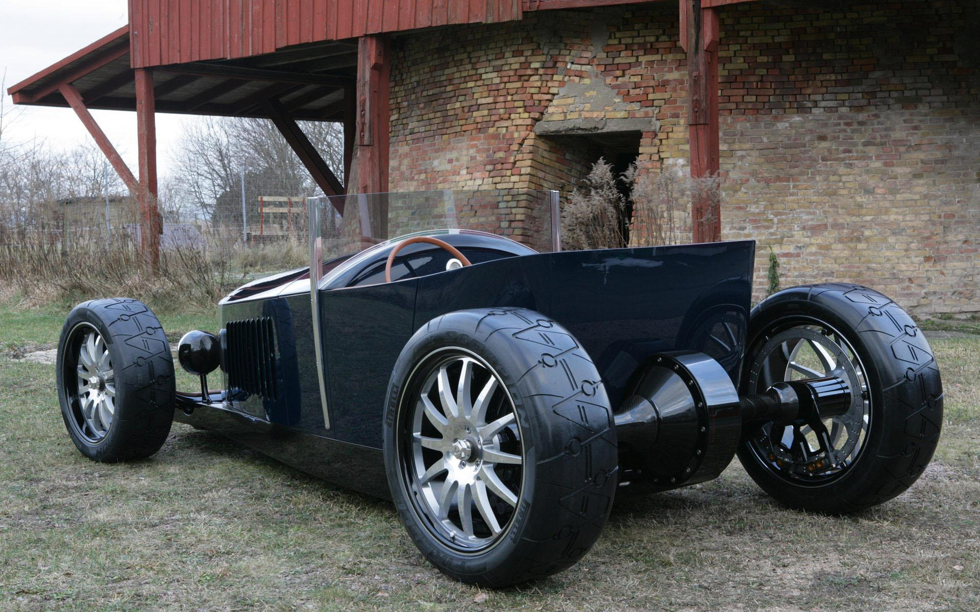 ���� Volvo Hot-rod-jakob 1920x1200