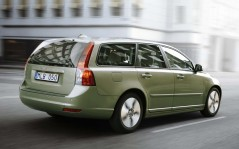 Volvo v50 drive speed / 1600x1200