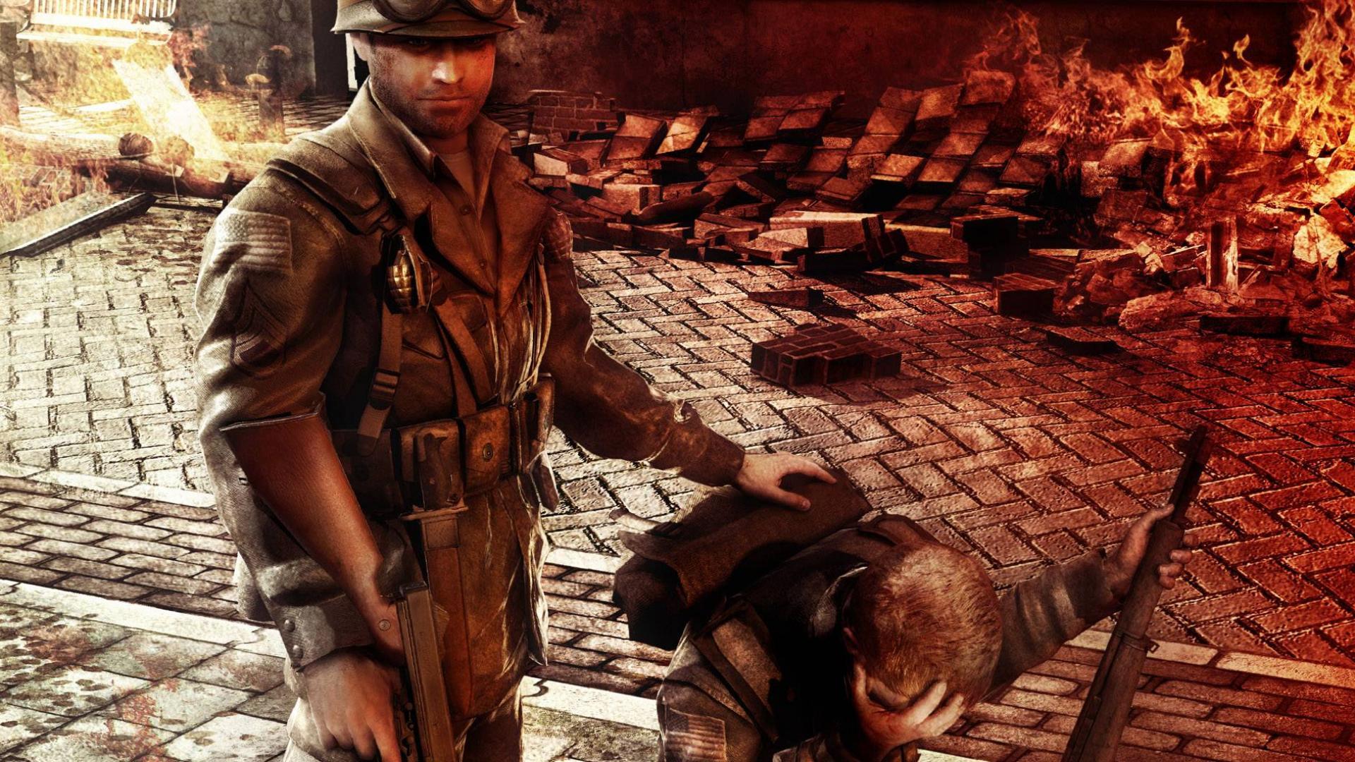 Обои вторая мировая война 1920x1080