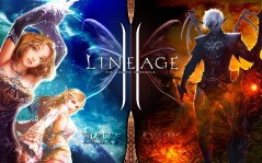 ������������������ Lineage 2 Light and Dark / 1600x1200