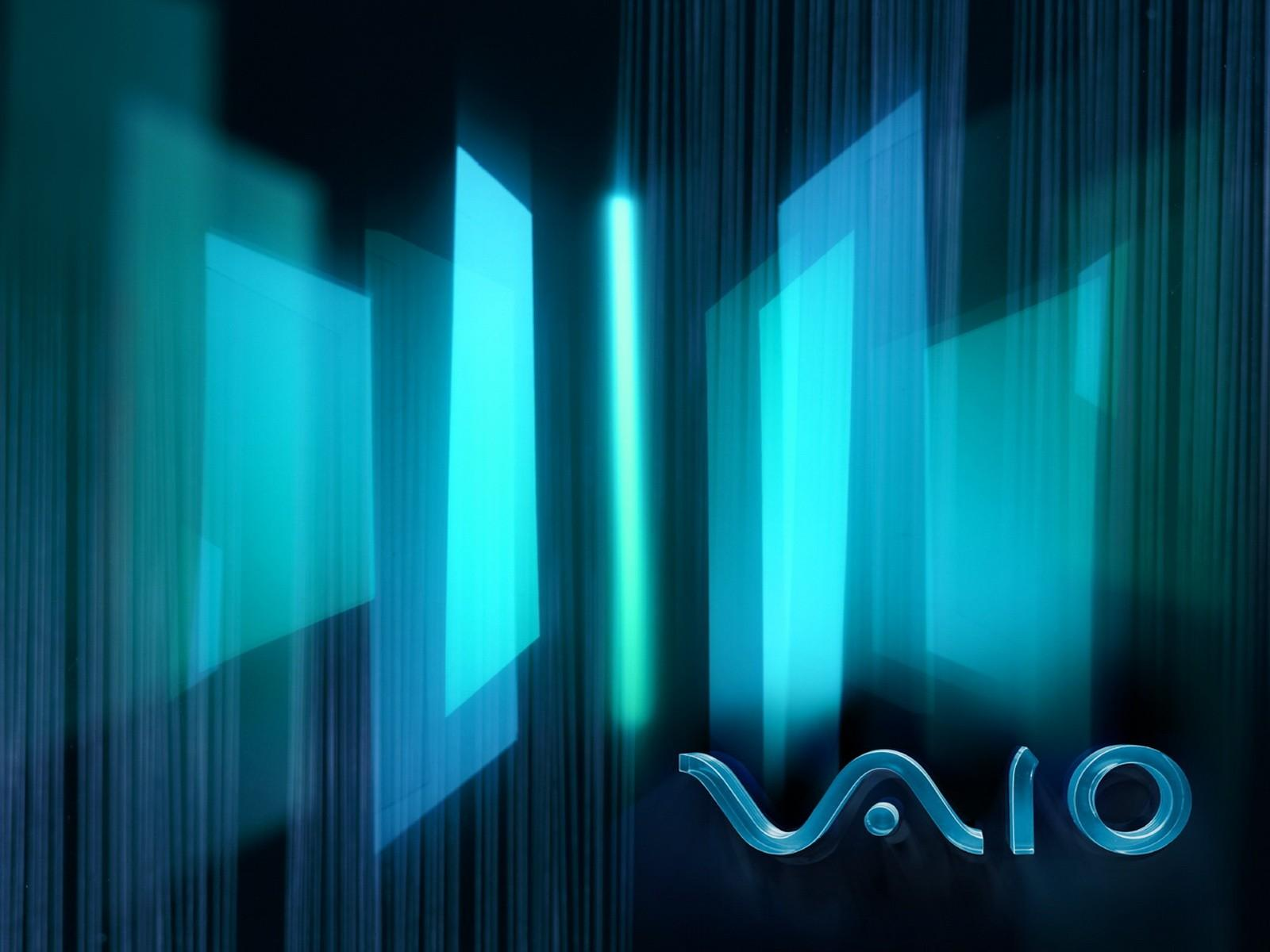 Обои Wallpapers brand VAIO 1600x1200