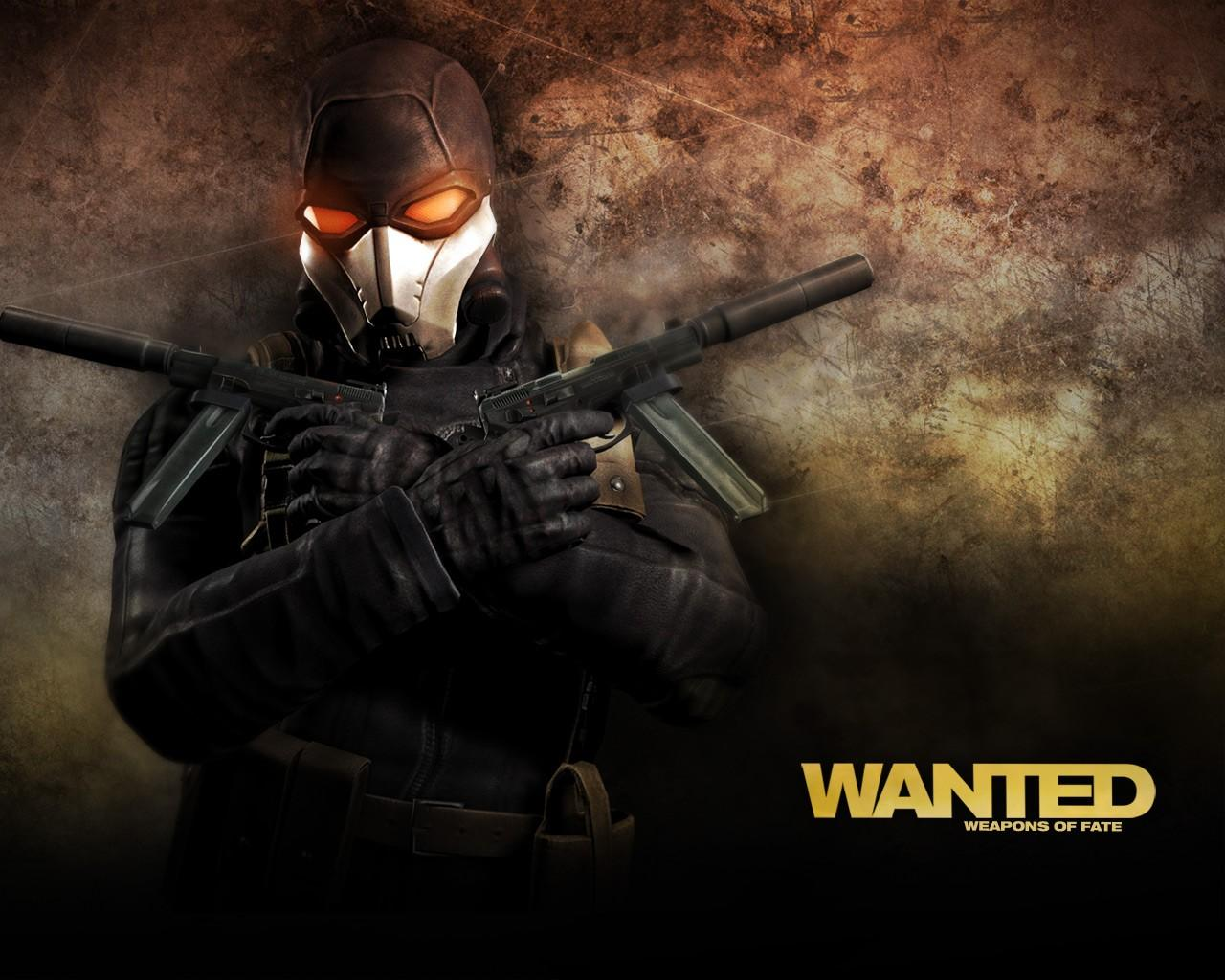 Обои Wanted Weapons of fate 1280x1024