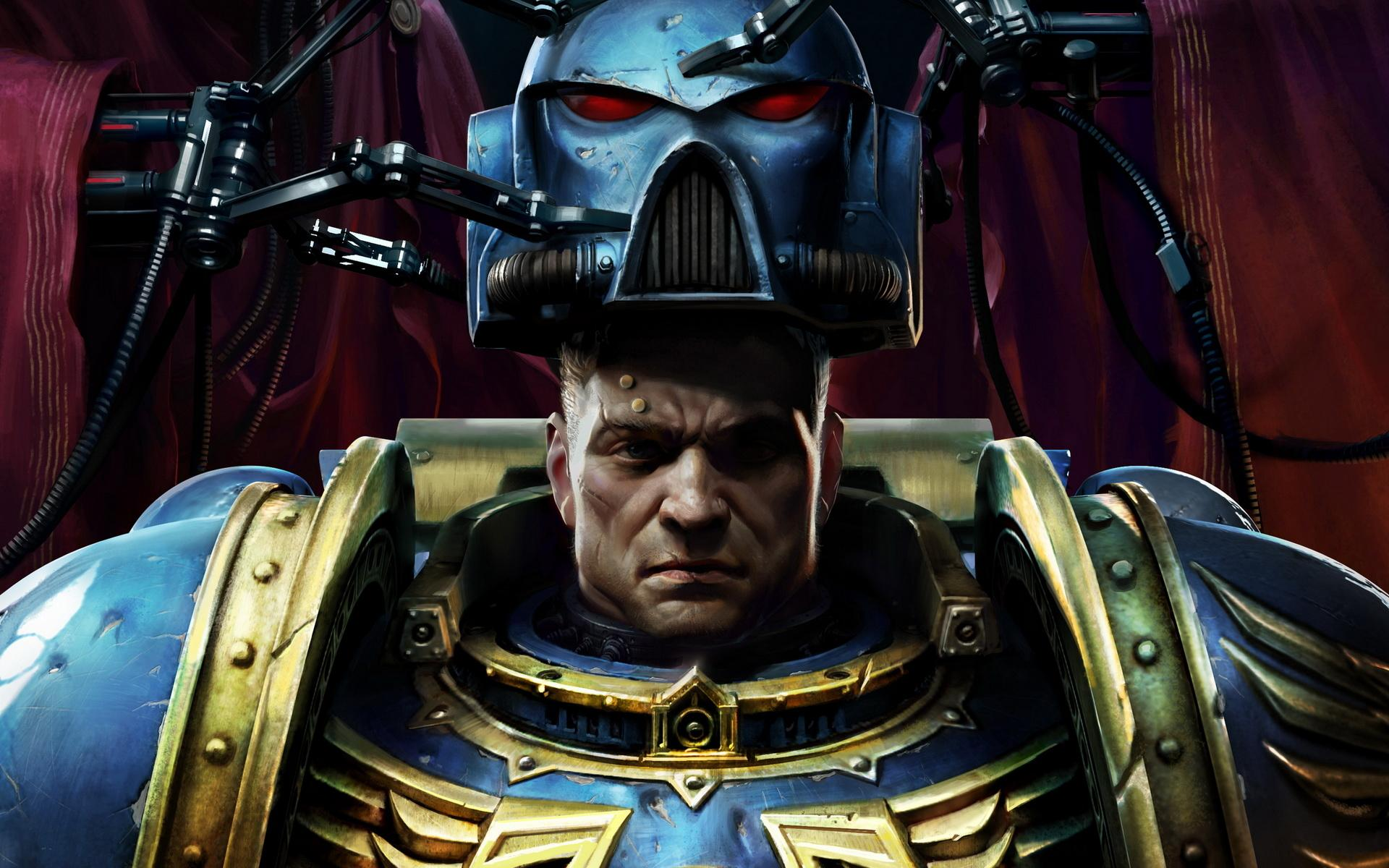 Обои Warhammer 40,000: Dawn of War 1920x1200