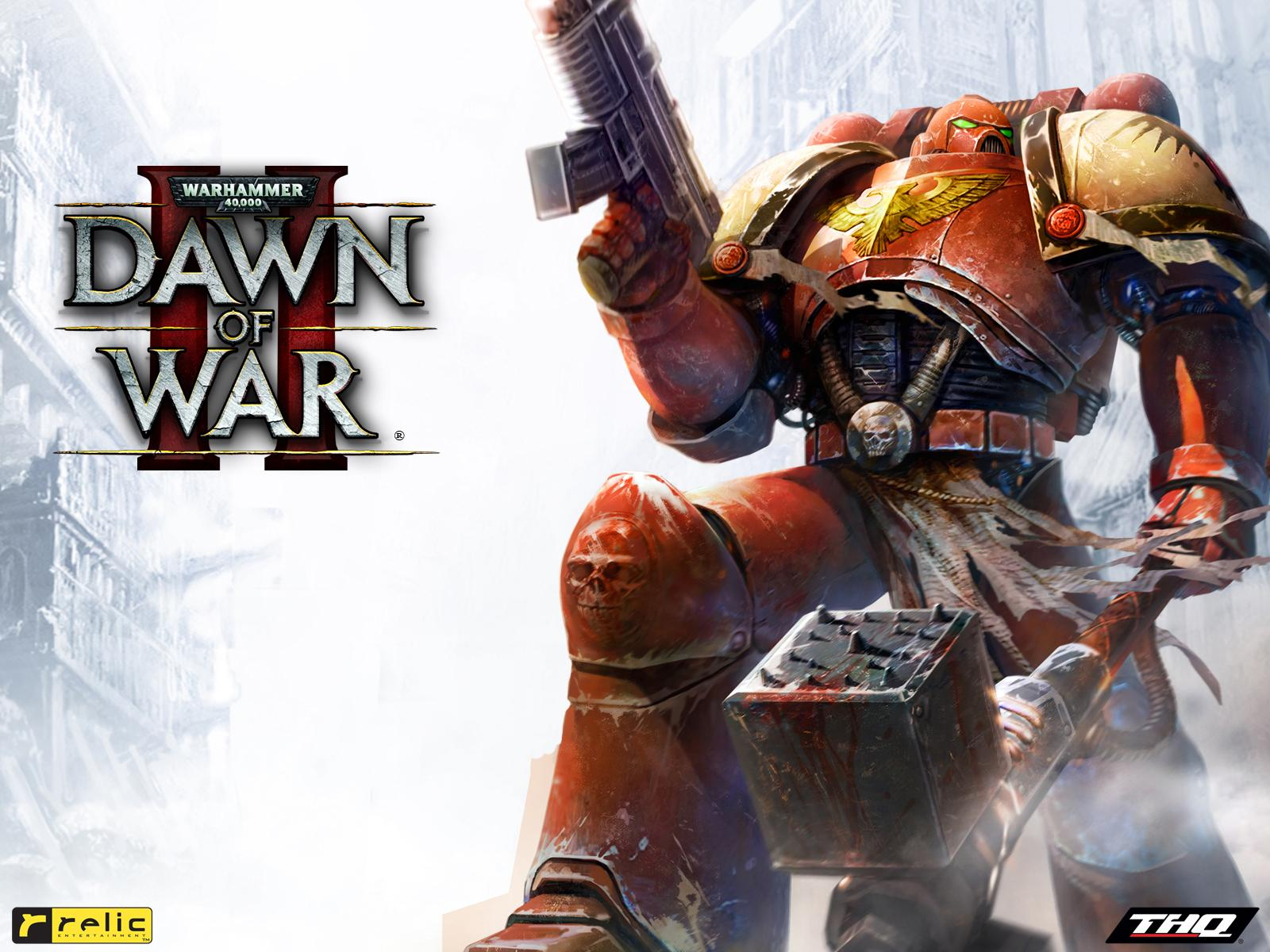 Обои Warhammer 40000:Dawn of War II 1600x1200