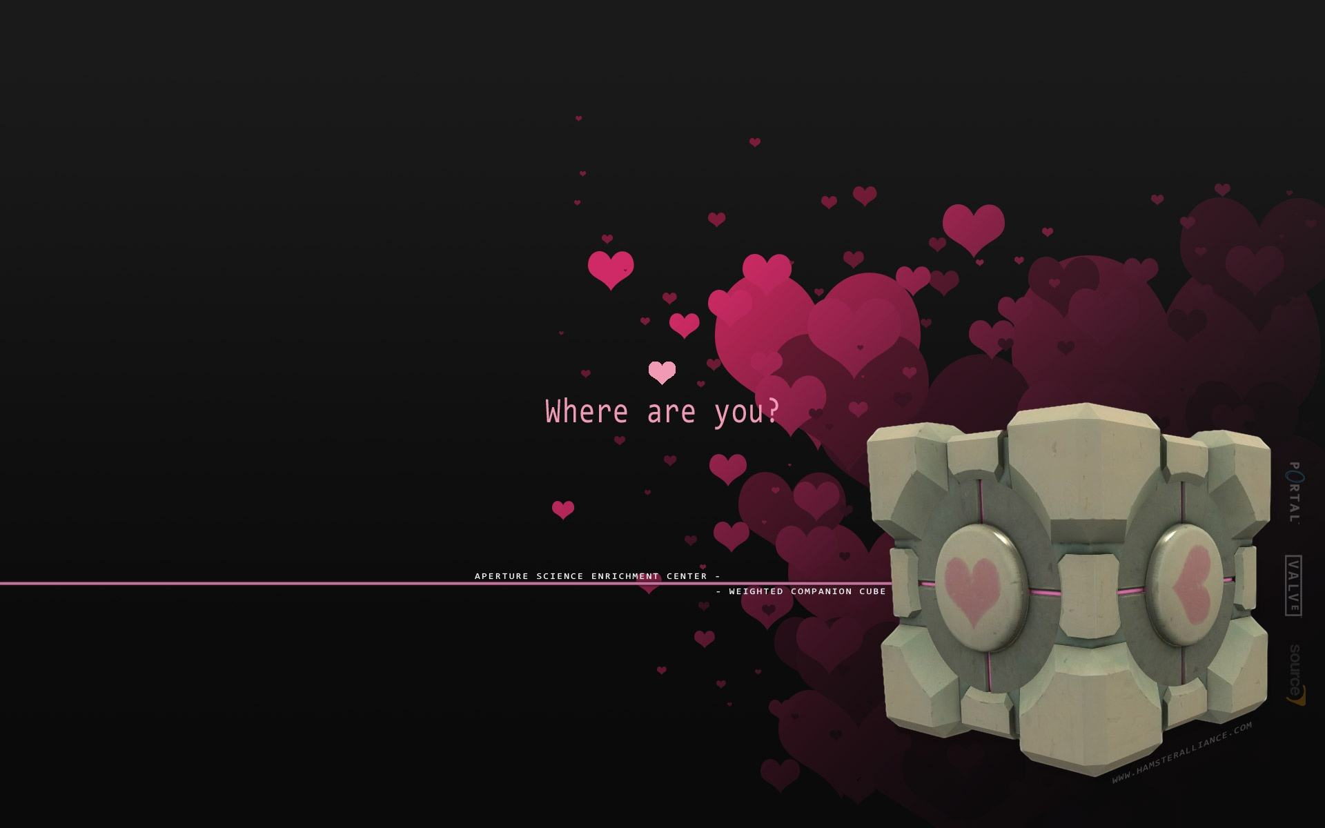 Обои Where are you 1920x1200