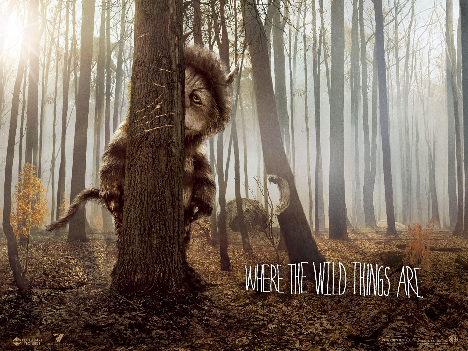 Обои Where the Wild Things Are 1600x1200