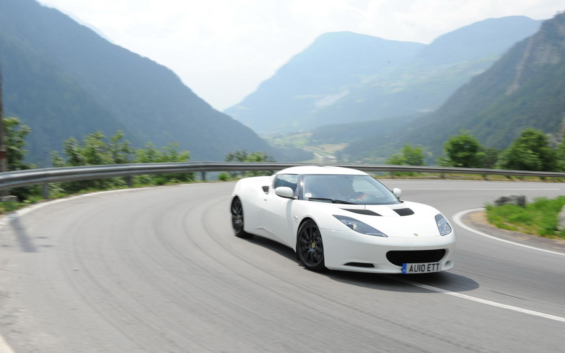 ���� White Lotus-Evora 1920x1200