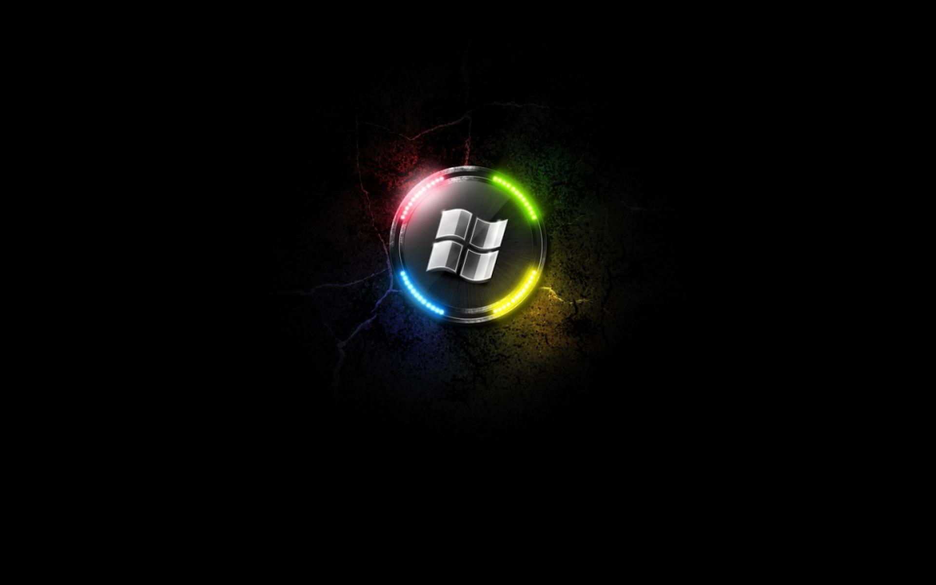 Windows 7 Lights 1440x900.