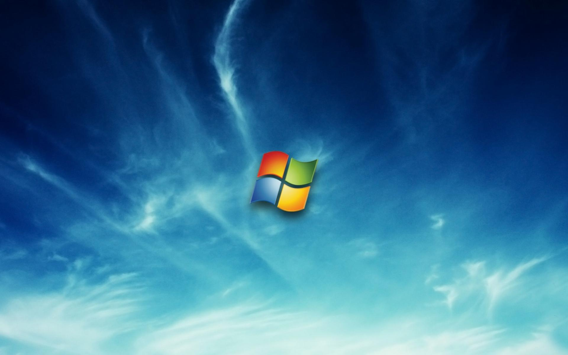 Обои Windows Sky 1920x1200