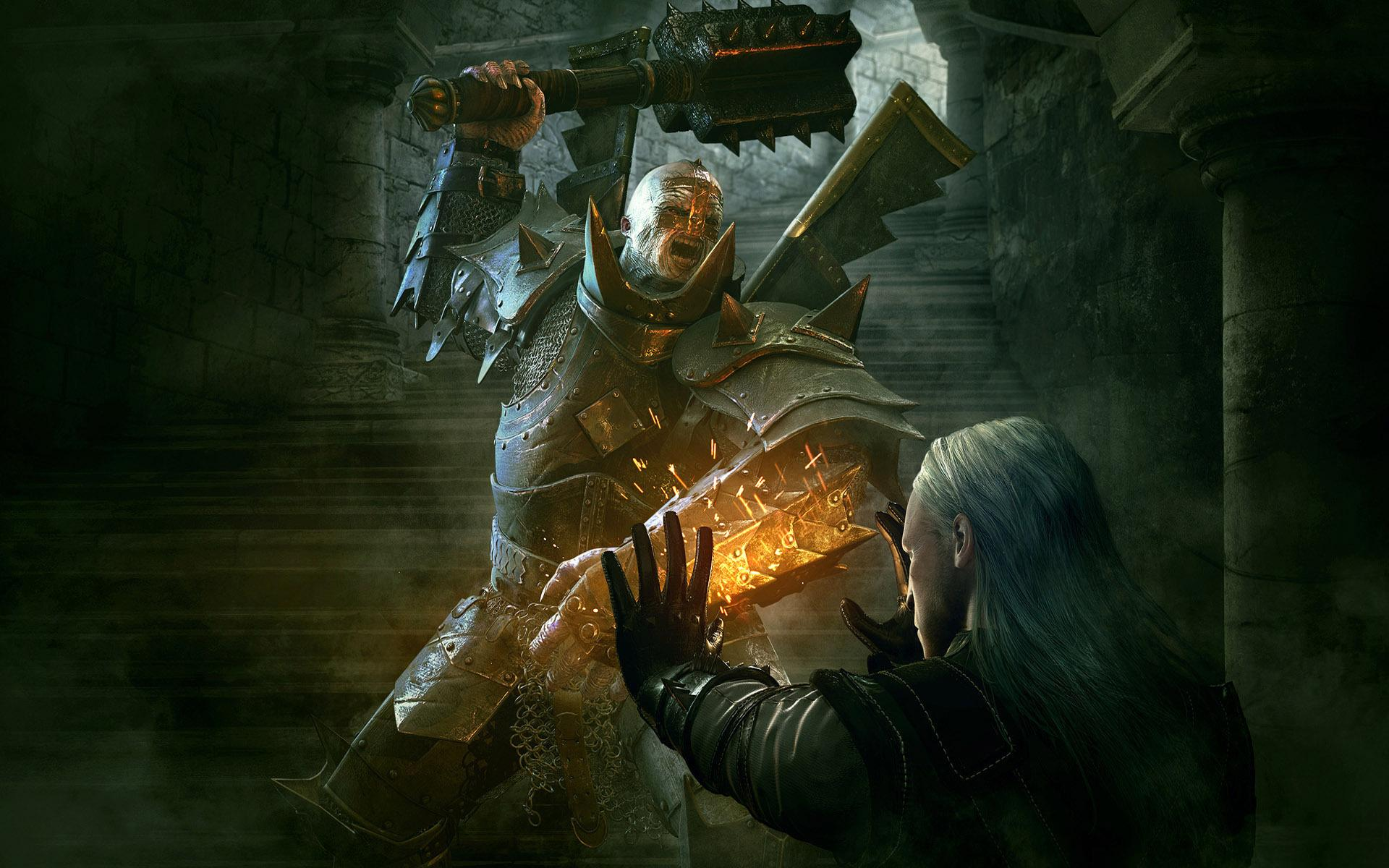 Обои Witcher 2: Assassins of Kings 1920x1200