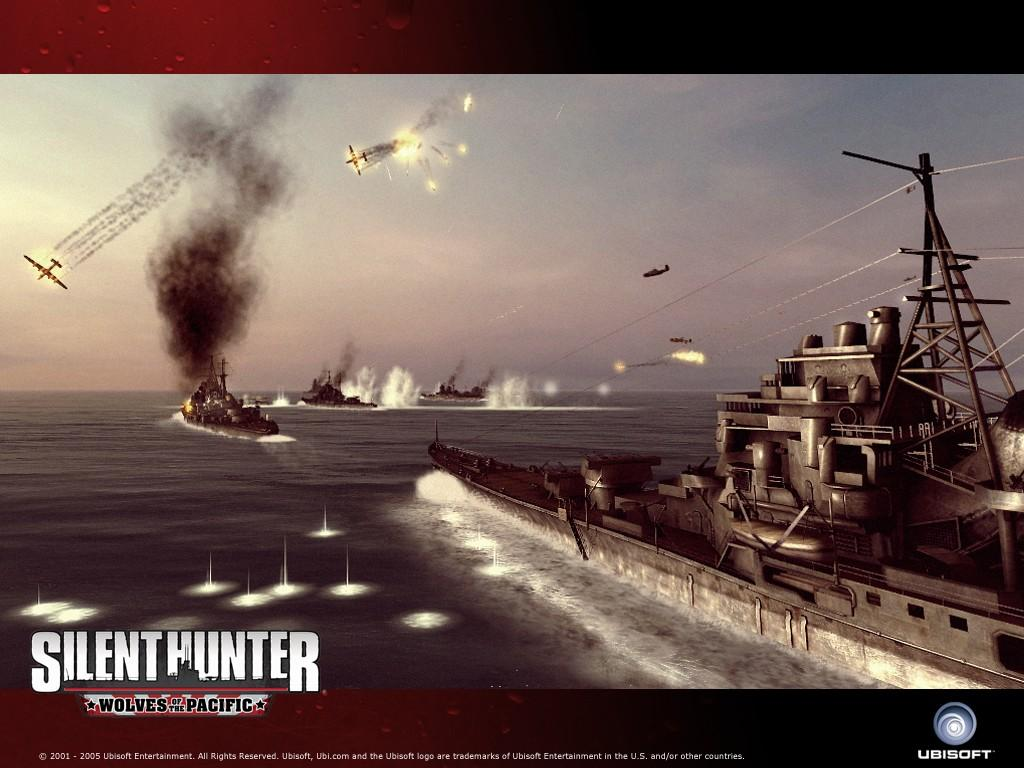 Обои Wolves of the Pacific 1024x768