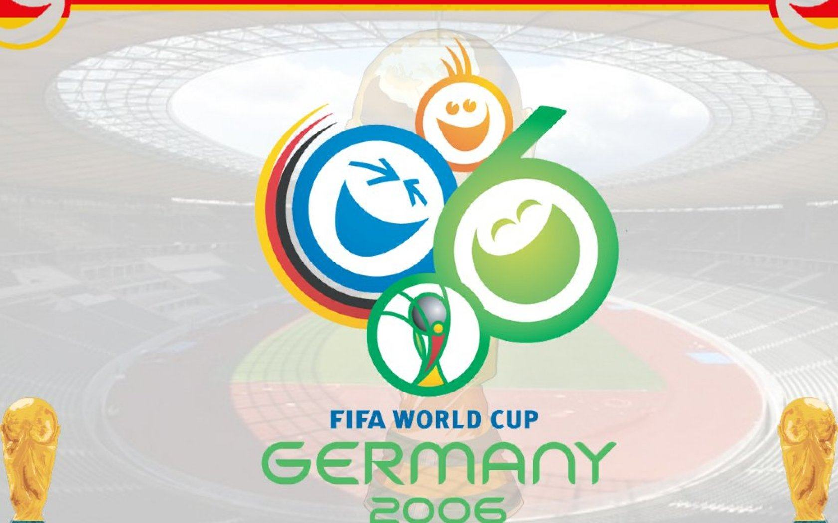 Обои World cup germany 1680x1050