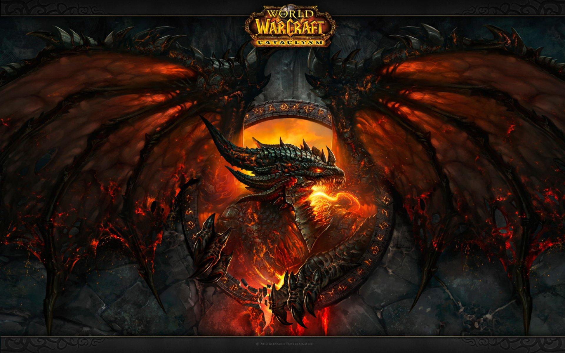 Обои World of Warcraft: C.. 1920x1200