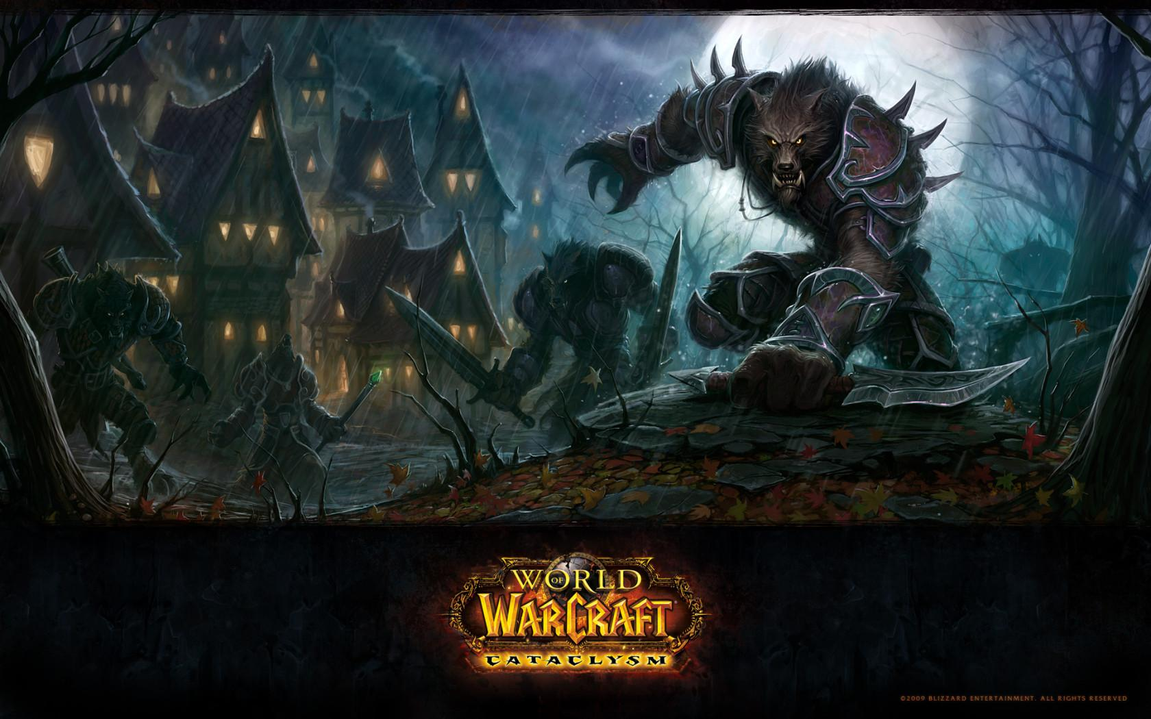 Обои World of Warcraft Ca.. 1680x1050