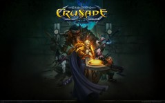 World of Warcraft: Call of the crusade - patch 3.2 / 1920x1200