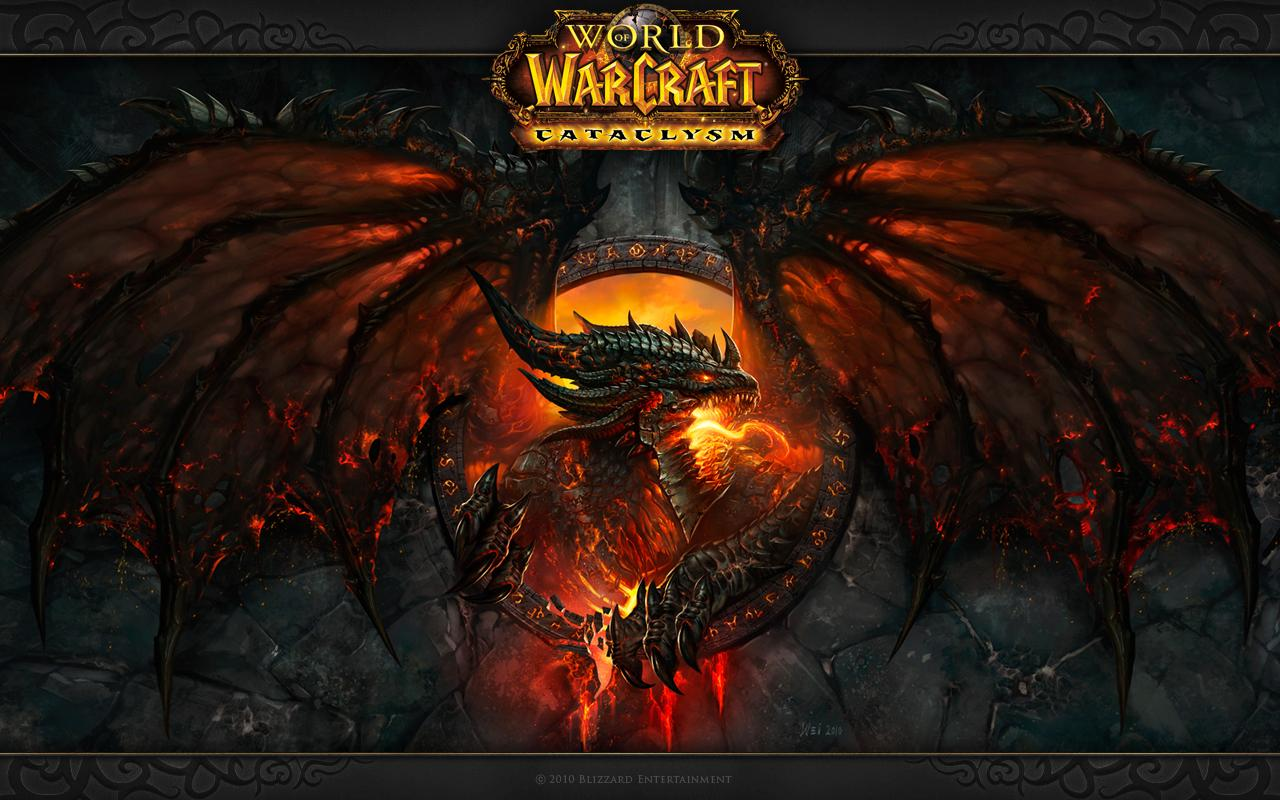 Обои World of Warcraft: Cataclysm 1280x800