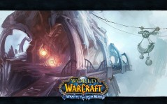 World of Warcraft пикселей / 1280x800