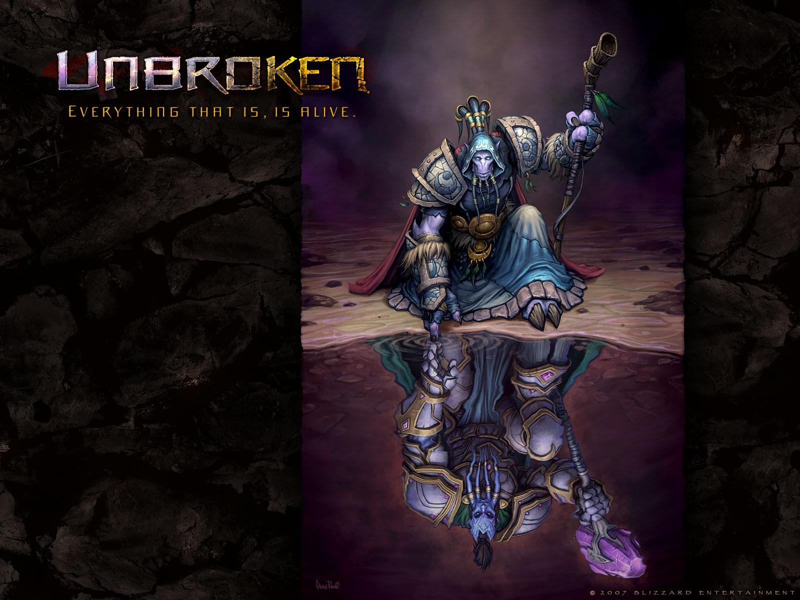 Обои World of Warcraft: unbroken 1600x1200