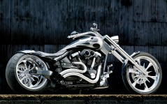 Yamaha Chopper Chrome / 1280x1024