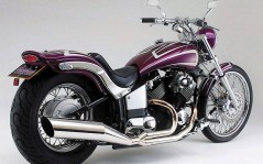 Yamaha Drag Star 400 / 1024x768