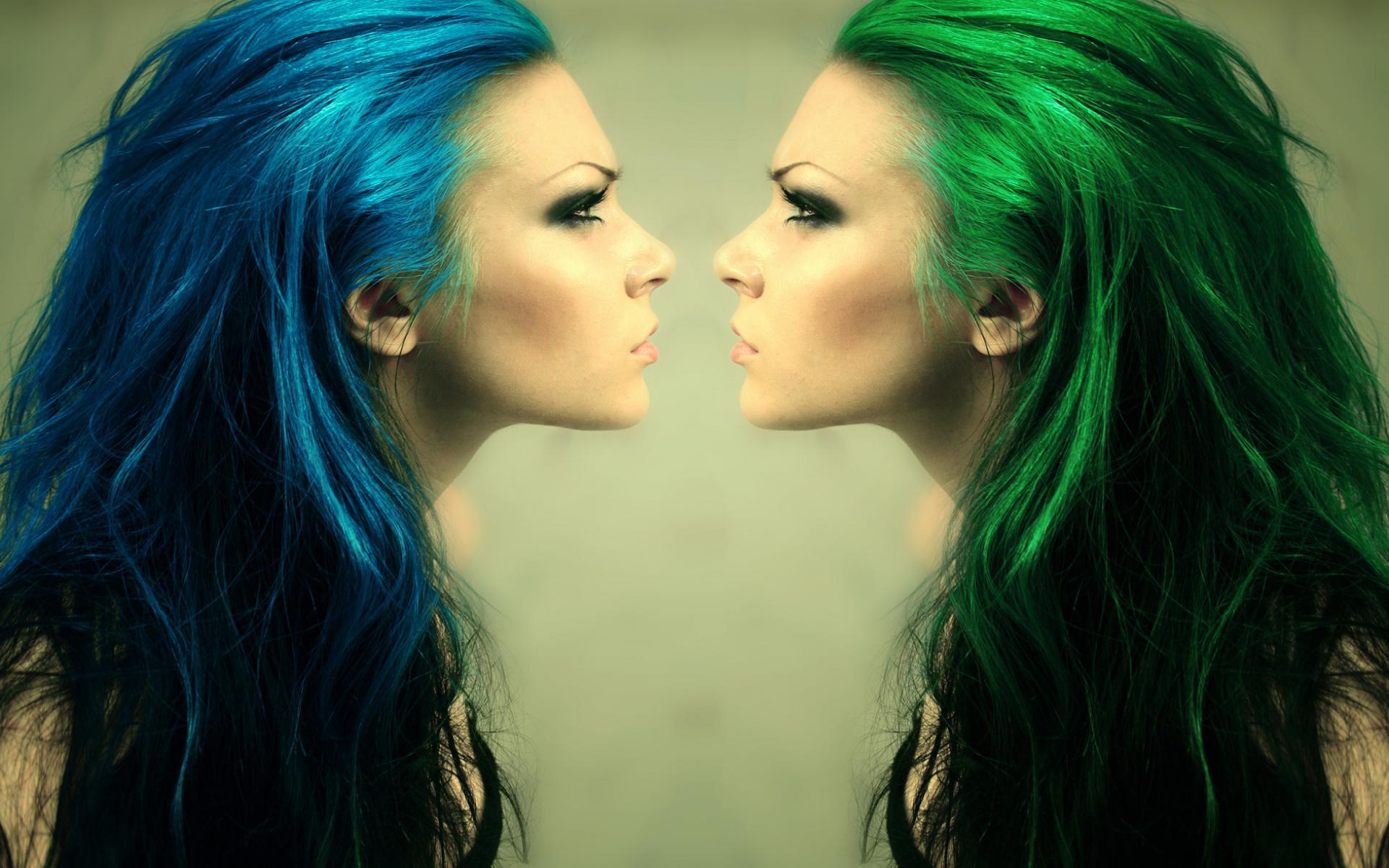 Отражение Зеркальное фото